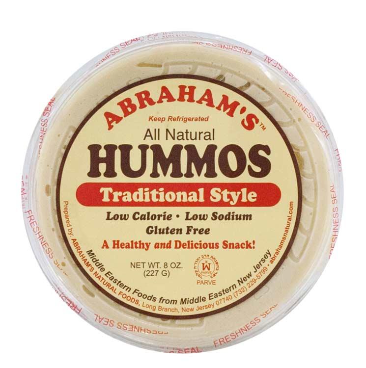 Abraham's Natural Hummos