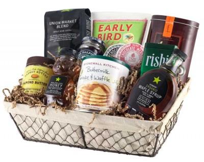 Union Market Breakfast Gift Basket
