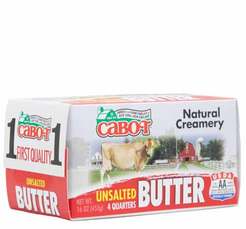 Cabot Creamery Butter
