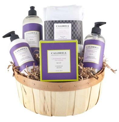 Union Market Caldrea Gift Basket