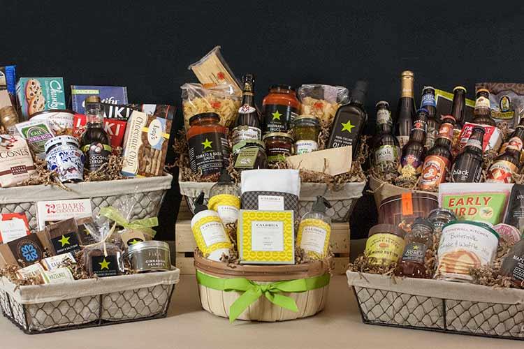 Union Market Gift Baskets 2015
