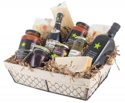 Union Market Italian Gift Basket