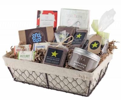 Union Market Local Chocolate Gift Basket