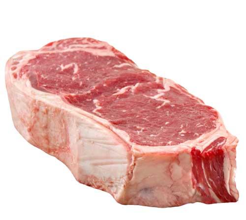 Grass-Fed NY Strip Steak
