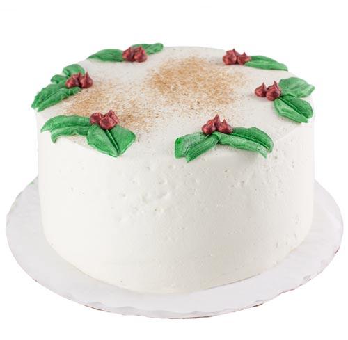 Lady Bird Bakery Eggnog Cake