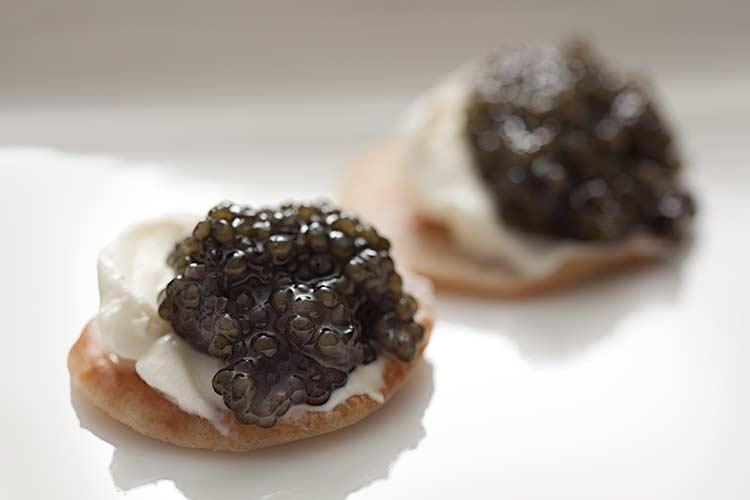 Union Market Sustainable Caviar
