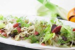 Union Market Shaved Fennel Salad