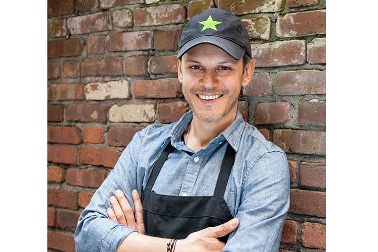 Union Market Chef Sandro Romano