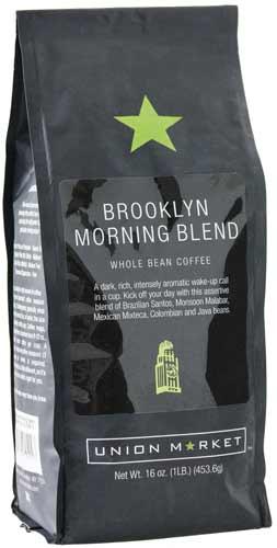 Union Market Brooklyn Morning Coffee
