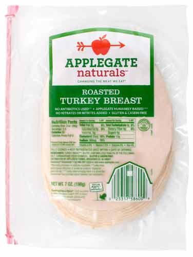 Applegate Sliced Deli Meats
