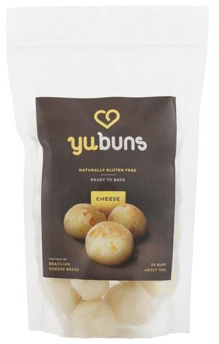 Yu Buns Brazilian Cheese Bread