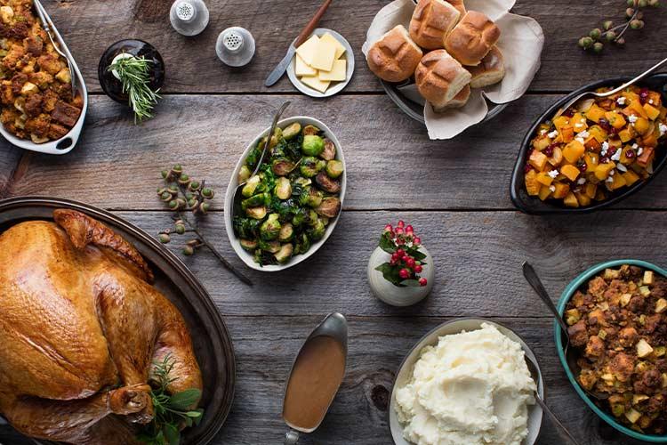 Union Market Thanksgiving Menu