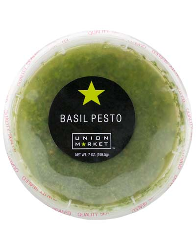 Union Market Basil Pesto