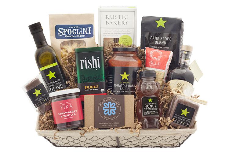 Market Picks Gift Basket