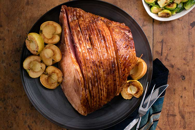 Christmas Spiral-Cut Ham