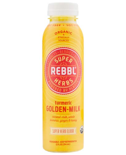 Rebbl Elixirs and Protein Shakes