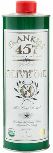 Frankie's Extra Virgin Olive Oil