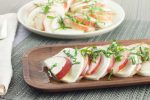 Union Market's Peach Caprese Salad recipe