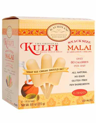 Kaurina's Kulfi Ice Cream