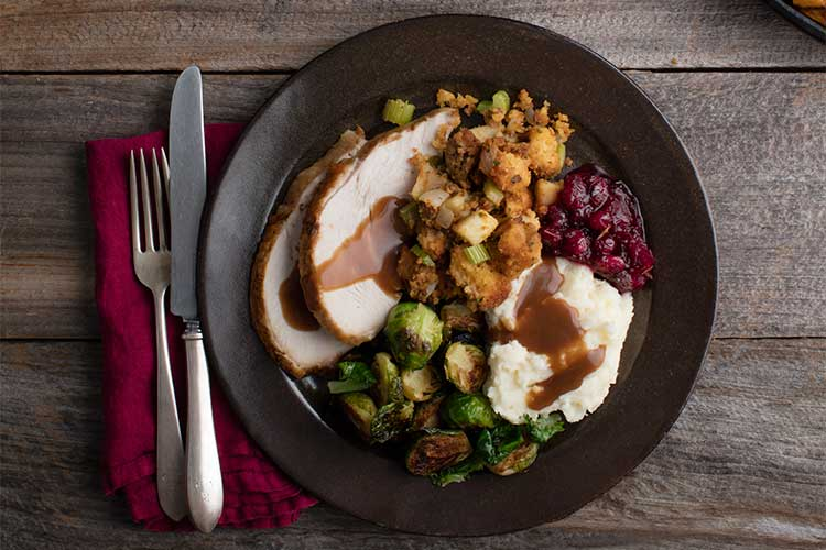Union Market Thanksgiving Menu 2017