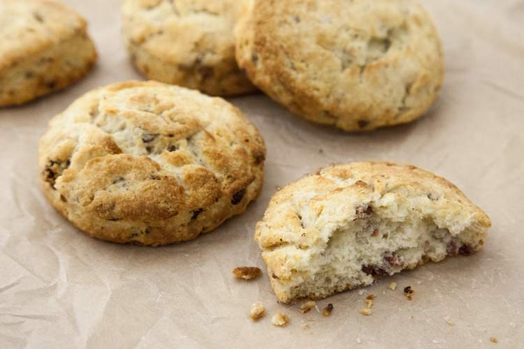 Union Market Recipe: Smoked Bacon Biscuits