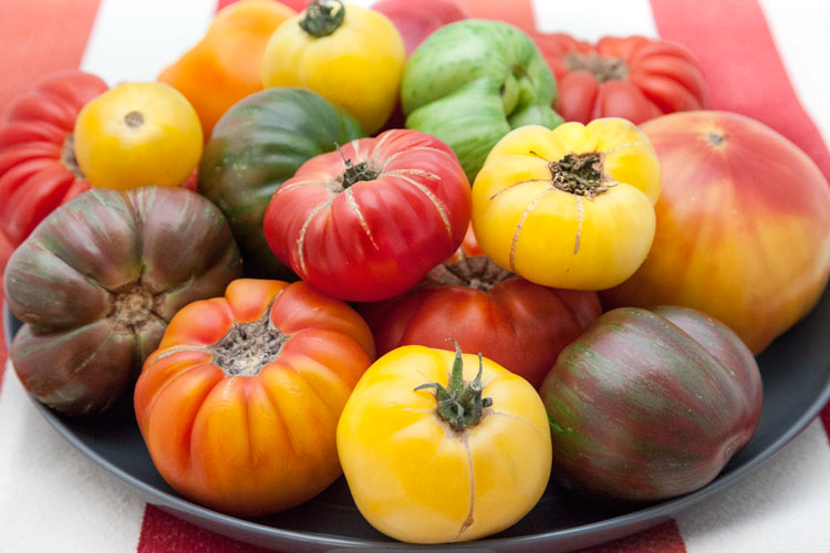 Union Market Heirloom Tomatoes