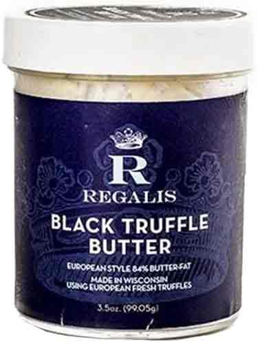 Regalis Black Truffle Butter