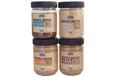 Union Market - Manna Organics Nut Butter