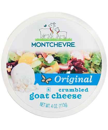 Montchevre Crumbled Goat Cheese