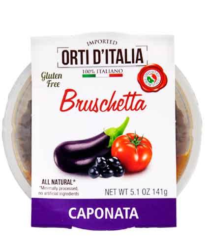 Orti D'Italia Bruschetta