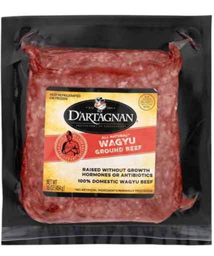 D'Artagnan Ground Wagyu Beef