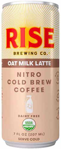 RISE Oat Milk Latte