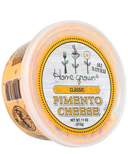 Home Grown Pimento Cheese