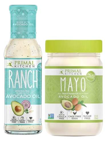 Primal Kitchen Mayonnaise & Salad Dressing