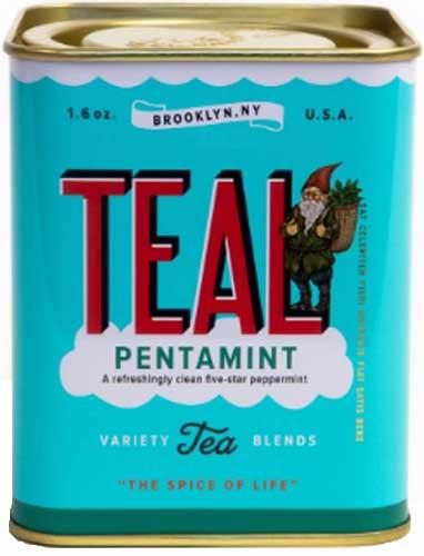 Teal Tea Blends