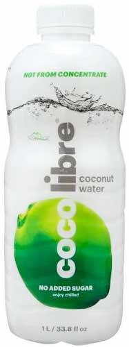 Coco Libre Coconut Water