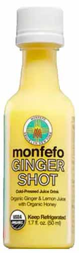 Monfefo Ginger Shot