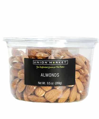 Union Market Sliced or Roasted Almonds
