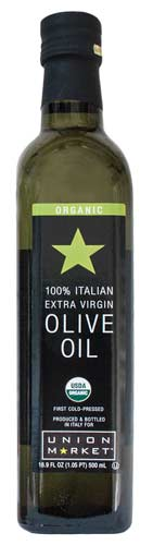 Union Market Organic Extra Virgin Olive Oil
