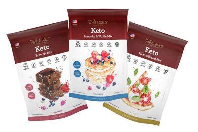 Union Market - Extra White Gold Keto Baking Mixes