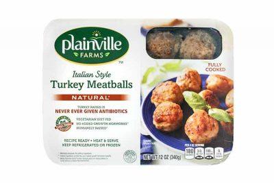Union Market - Plainville Turkey Meatballs