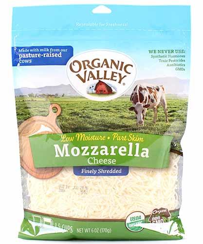 Organic Valley Shredded Cheese