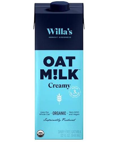 Willa's Oat Milk