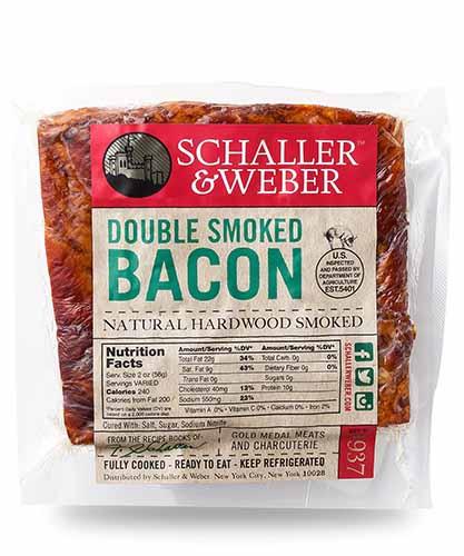 Schaller & Weber Double Smoked Bacon