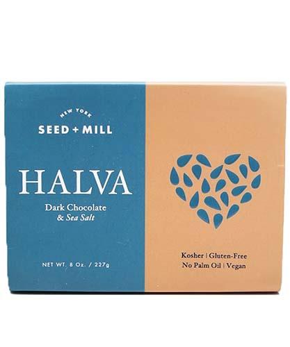 Seed + Mill Halva